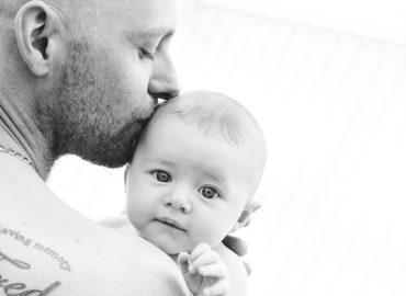 Fathers Day – Baby Photography At Home