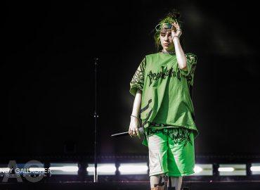 Billie Eilish Brings Extraordinary Scenes To Leeds Festival