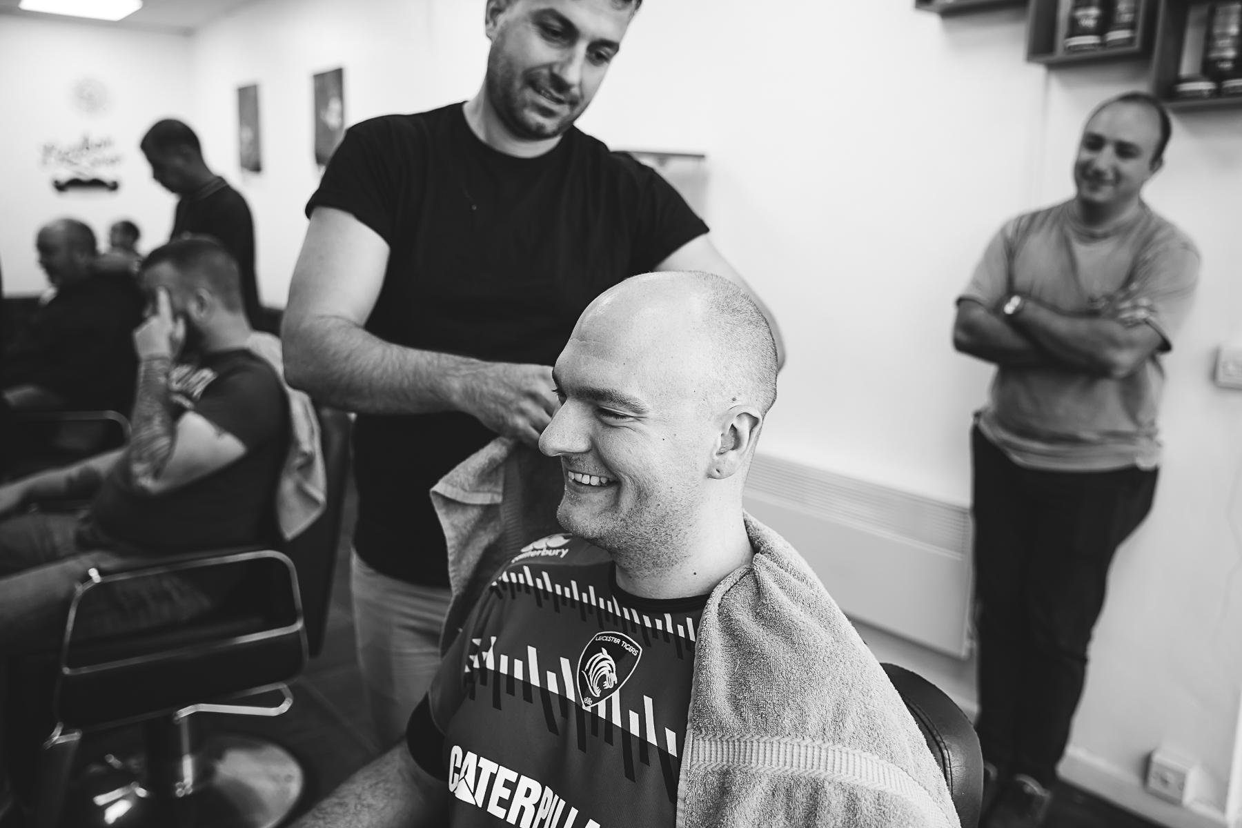 Grooms Barbering