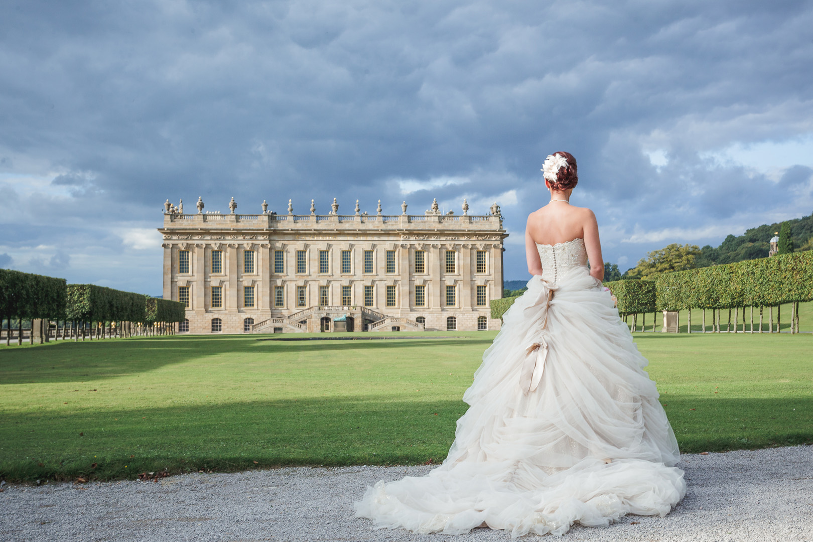 The Dress – Chatsworth House
