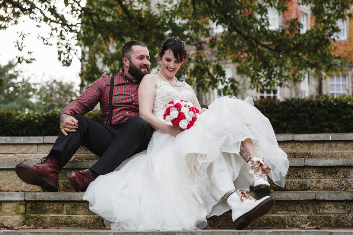 The Coolest Wedding Shoes