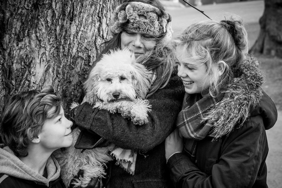 Wrap Up Warm For A Family Affair