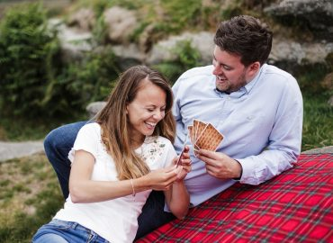 Peak District Engagement Shoot – Laura & Rob