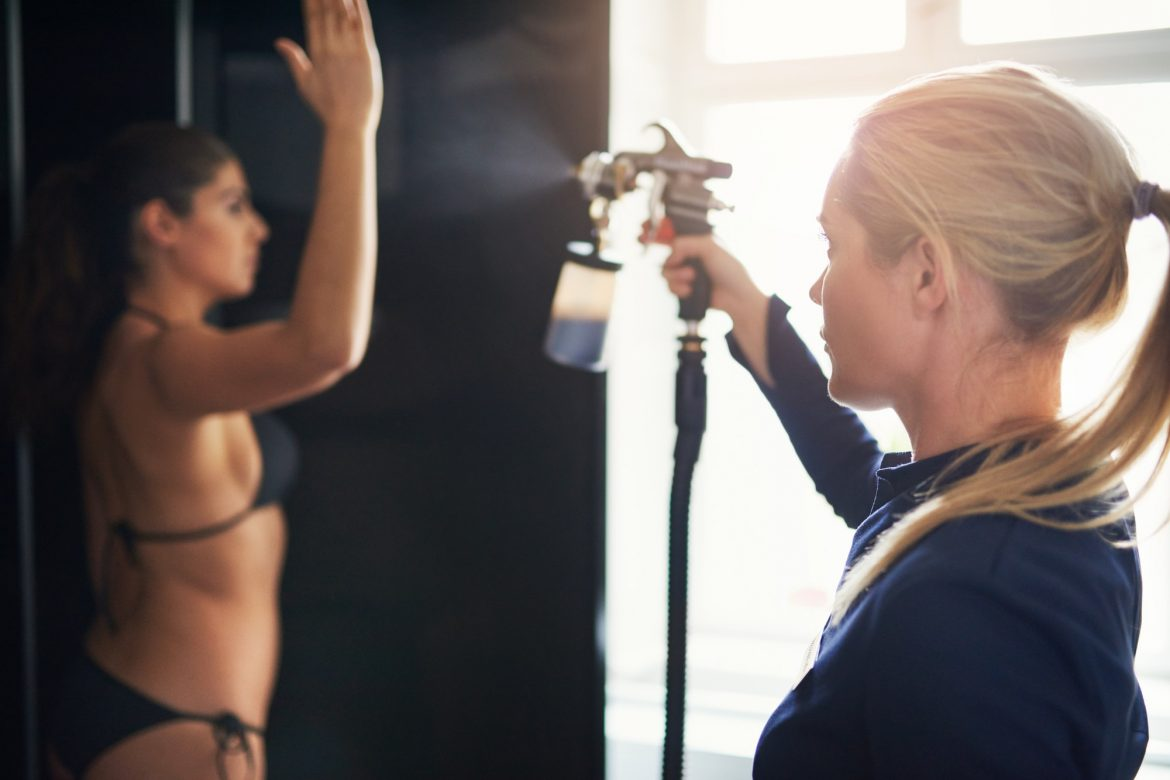 Spray Tans – Yes or No?