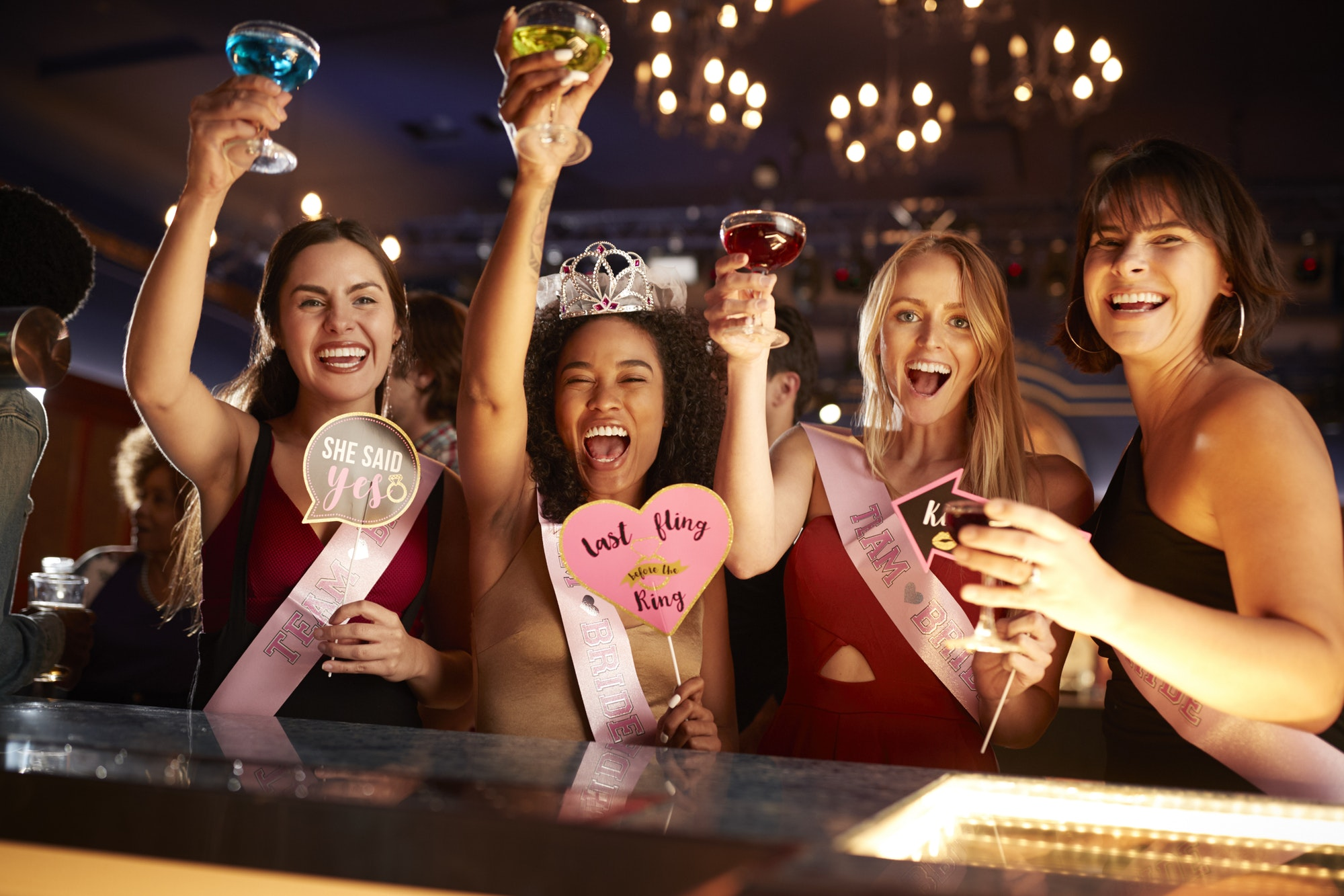 Things To Remember When Planning Your First Hen Party