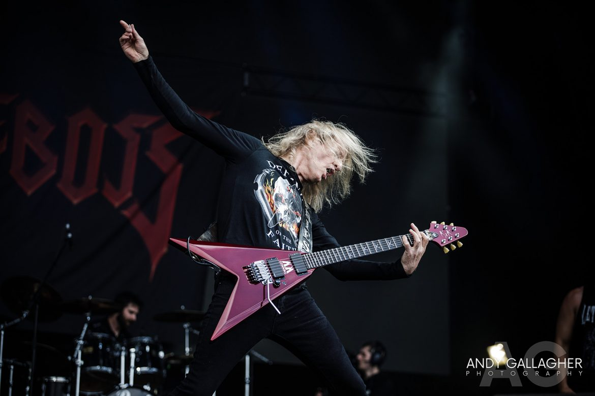 KK Downing's Triumphant Return To The Stage