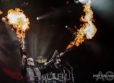 Powerwolf Bring Out The Fire Guns!