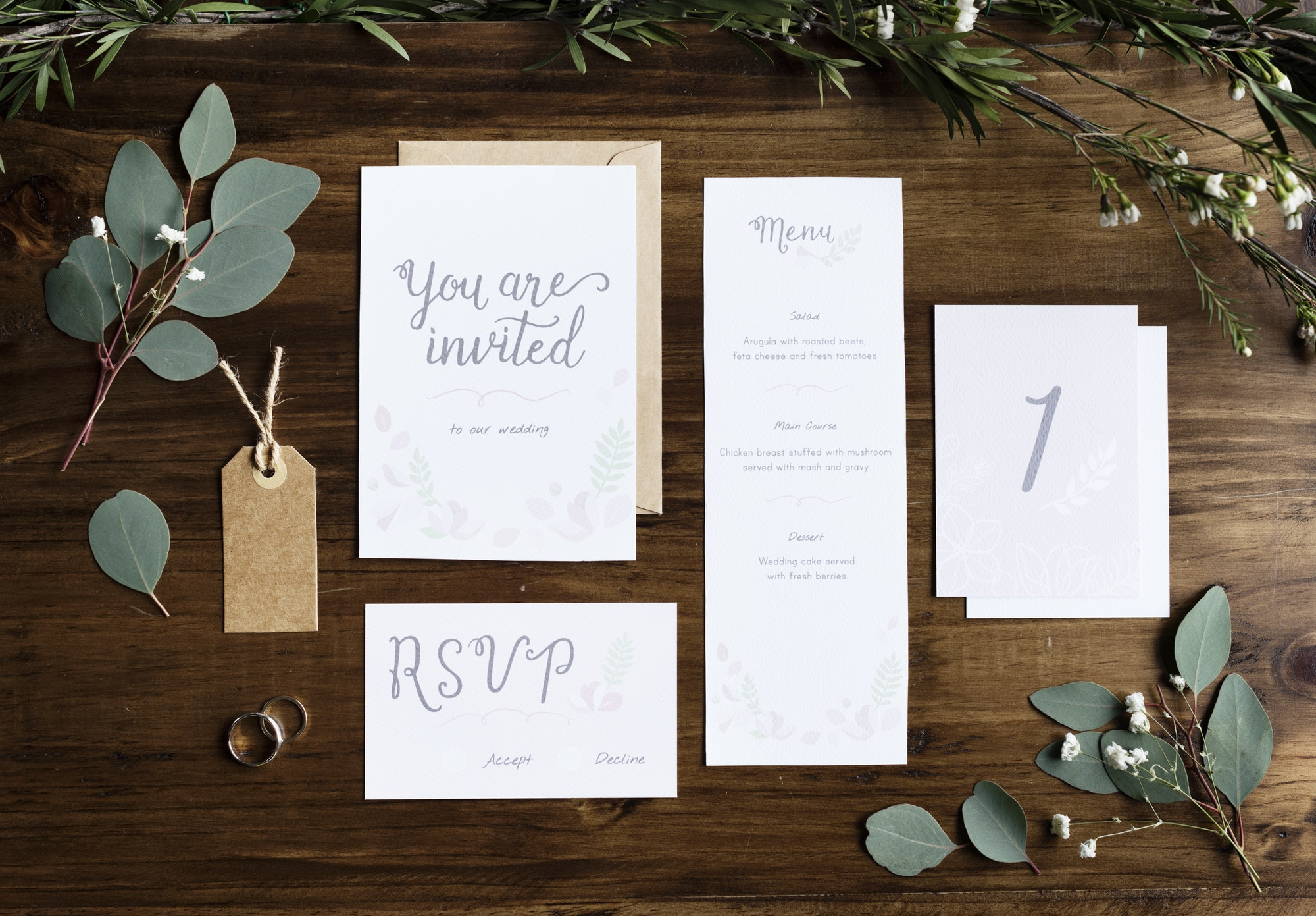 Wedding Invitations – How to Make Your Own