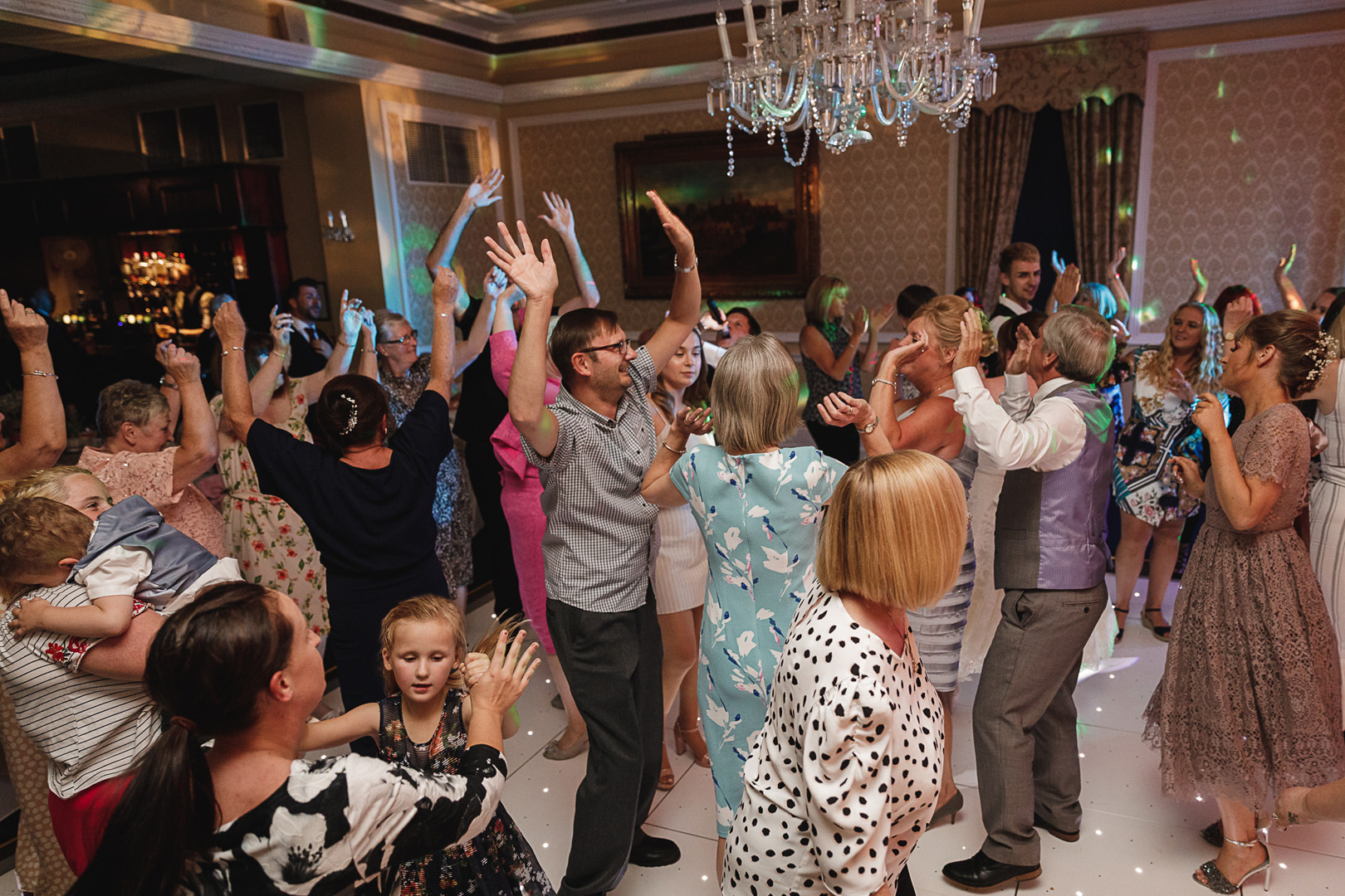 west retford hotel wedding dancing