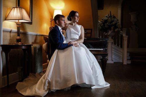Hodsock Priory Wedding Photographer