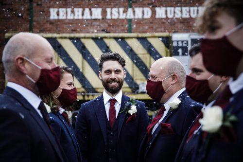 Kelham Island Wedding Photographer